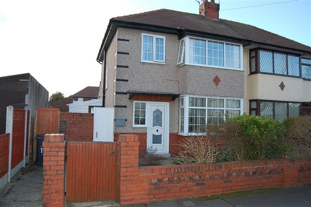 Thumbnail Property to rent in Crystal Grove, Lytham, St Annes