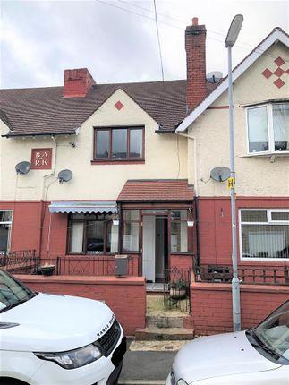 Thumbnail 2 bed terraced house for sale in Gordon Terrace, Linthwaite, Huddersfield