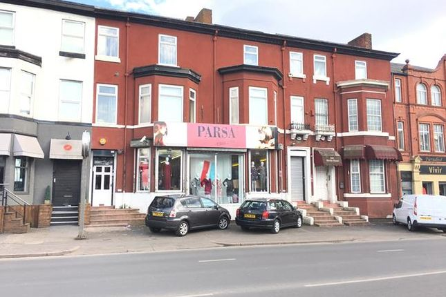 Thumbnail Restaurant/cafe to let in 166-168 Cheetham Hill Road, Cheetham Hill, Manchester, Greater Manchester