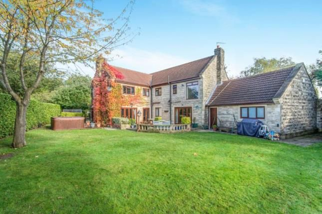 Thumbnail Detached house for sale in Tennyson Avenue, Campsall, Doncaster