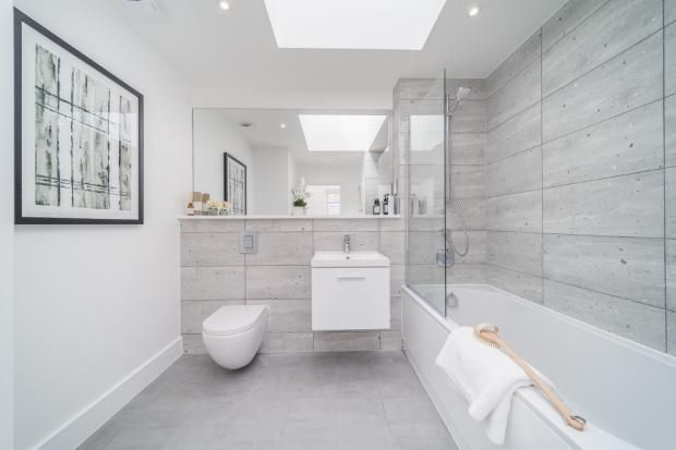 Bathroom of Stanstead Road, Hunsdon, Ware SG12