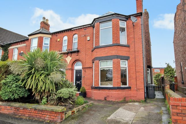 Thumbnail Semi-detached house for sale in Manchester Road, Warrington