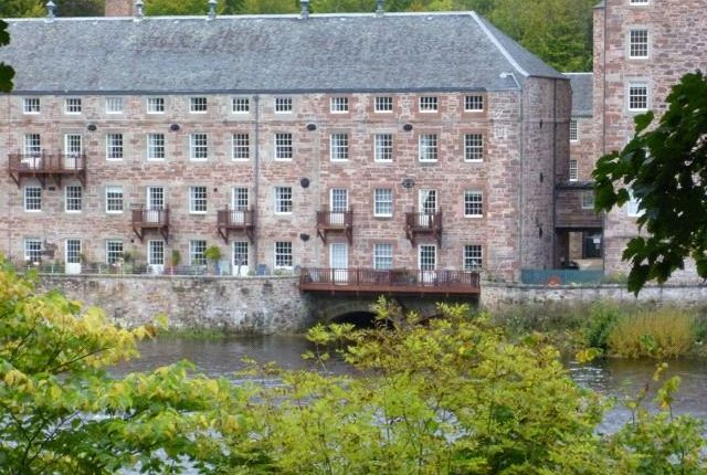 Aspect of Mid Mill, Mill Square, Stanley Mills, Stanley PH1