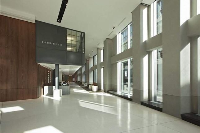 Thumbnail Office to let in 10 Bloomsbury Way, London