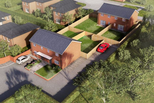 3 bed semi-detached house for sale in Lady Godley Close, Tidworth, Wiltshire SP9