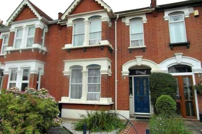 Thumbnail Terraced house for sale in Quebec Road, Ilford