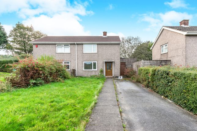 Thumbnail Semi-detached house for sale in Elan Avenue, Clase, Swansea