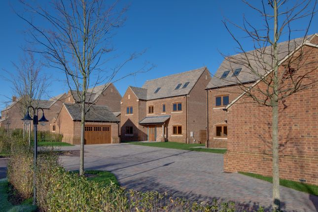 Thumbnail Detached house for sale in Seven Acres Close, Main Road, Minsterworth, Gloucester, Gloucestershire
