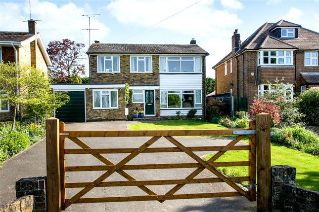 Thumbnail Detached house for sale in Copes Road, Great Kingshill, High Wycombe, Buckinghamshire