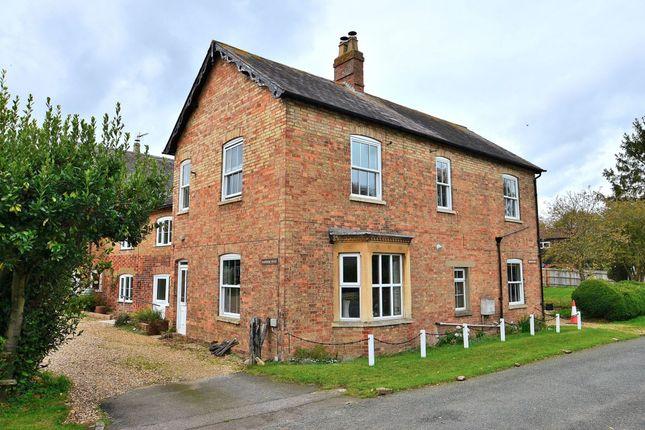 Thumbnail End terrace house for sale in Willen Road, Milton Keynes Village