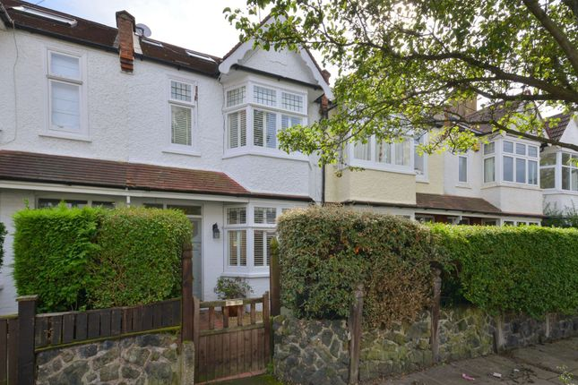 3 bed terraced house to rent in Rosslyn Avenue, Barnes