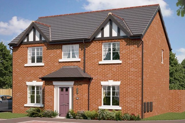 "Thumbnail Detached house for sale in ""The Danbury"" at Bowbridge Lane, New Balderton, Newark"