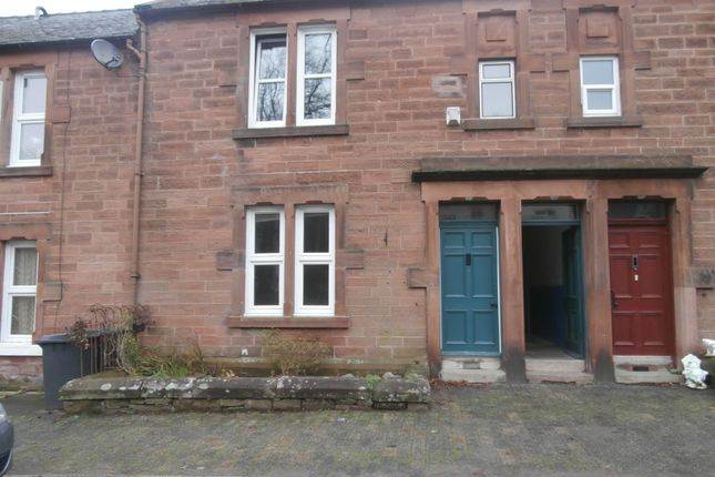 Thumbnail Flat for sale in Primrose Street, Dumfries