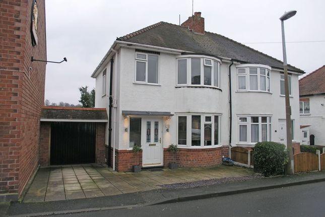 Thumbnail Semi-detached house for sale in Stourbridge, Lye, Green Lane