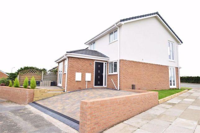 Thumbnail Semi-detached house for sale in Mockbeggar Wharf, Wallasey, Merseyside