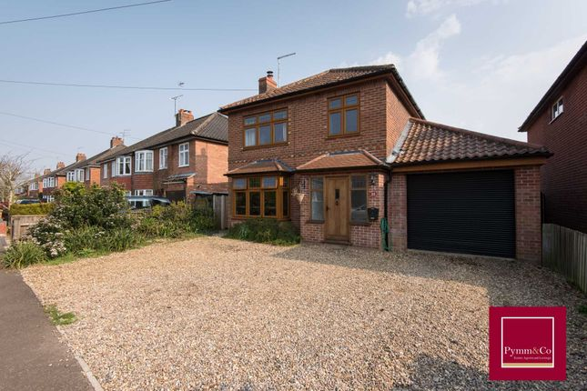 Thumbnail Detached house for sale in Rosemary Road, Sprowston, Norwich
