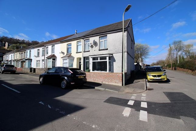 3 bed end terrace house for sale in Niagara Street, Treforest, Pontypridd CF37