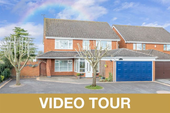 Thumbnail Detached house for sale in Middletown Lane, Middletown, Studley