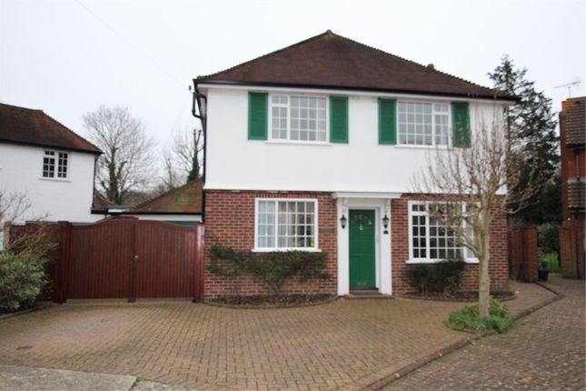 Thumbnail Detached house for sale in Ford Close, Ashford, Surrey