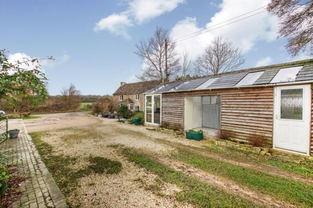Thumbnail Detached house for sale in Bath Road, Willesley, Tetbury, Gloucestershire