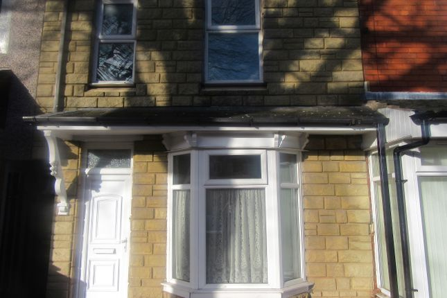 Thumbnail Terraced house to rent in Aubrey Road, Small Heath