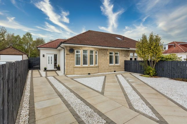 Thumbnail Semi-detached bungalow for sale in 54 Duchray Drive, Ralston