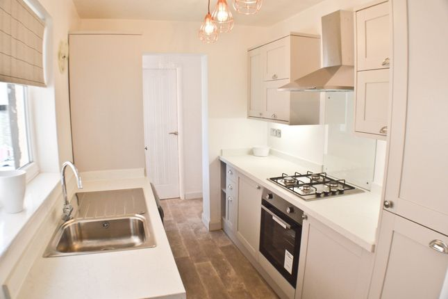Thumbnail Flat to rent in Hollings Terrace, Chopwell