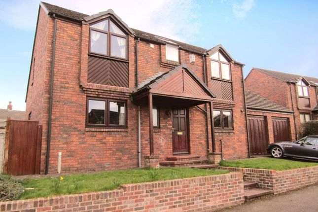 Thumbnail Detached house for sale in 21 Ash Lea, Brampton, Cumbria
