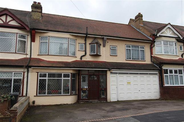 Thumbnail End terrace house for sale in Whitehall Gardens, North Chingford, London