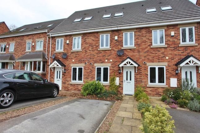 Thumbnail Terraced house for sale in Park Hollow, Wombwell, Barnsley