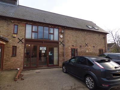 Thumbnail Office to let in The Granary, Brook Farm Industrial Estate, Ellington, Huntingdon, Cambridgeshire