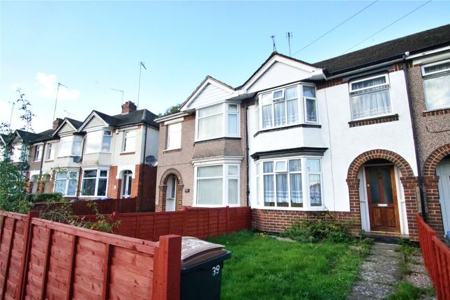 Thumbnail 1 bed terraced house to rent in Standard Avenue, Tile Hill, Coventry