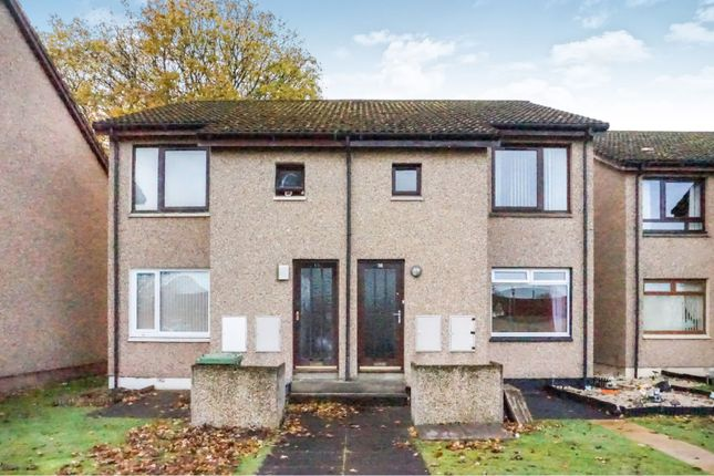 Thumbnail Flat for sale in Hilton Crescent, Inverness