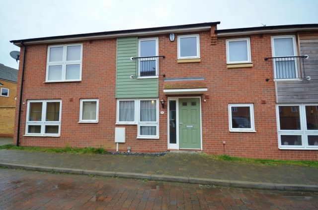 Thumbnail Terraced house to rent in Holly Mews, Grimsby
