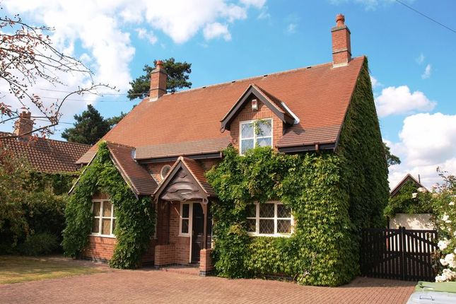 Thumbnail Detached house to rent in Carlton-On-Trent, Newark