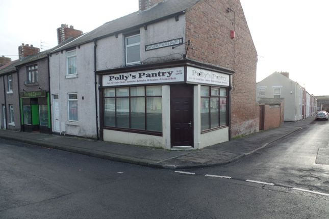 Retail premises for sale in Western Terrace South, Murton, Seaham