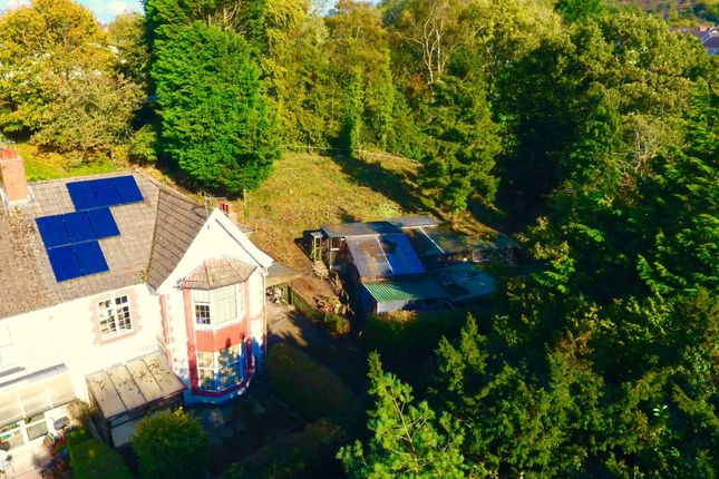 Thumbnail Semi-detached house for sale in The Laurels, Aberbargoed, Bargoed
