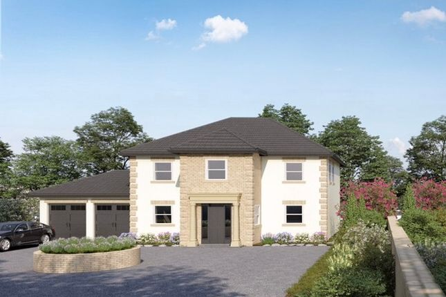 Thumbnail Detached house for sale in Stonehill Crescent, Ottershaw, Chertsey