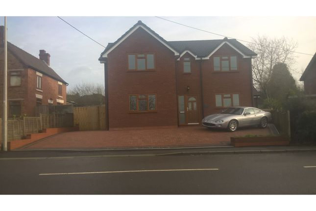 Thumbnail Detached house for sale in Tenbury Road, Clee Hill, Ludlow