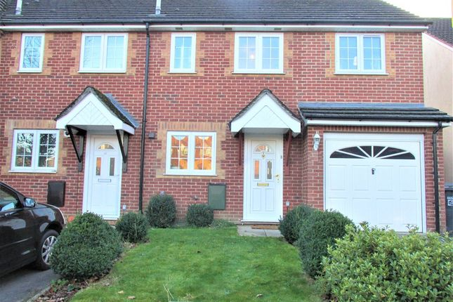 Thumbnail End terrace house for sale in Cheltenham Gardens, Hedge End, Southampton