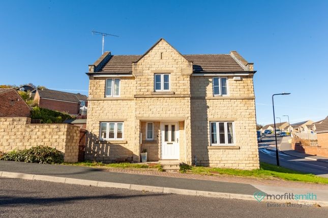 Thumbnail Detached house for sale in Queenswood Drive, Wadsley Park Village