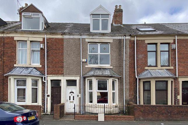 4 bed terraced house for sale in Liddell Terrace, Bensham, Gateshead NE8