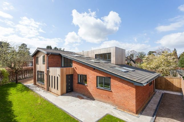 Thumbnail Detached house for sale in Upton Close, Norwich