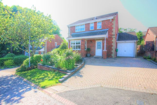 Thumbnail Detached house for sale in Beechwood, High Spen, Rowlands Gill