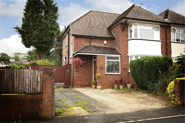 Thumbnail Semi-detached house for sale in Parkview Road, Stourbridge, West Midlands