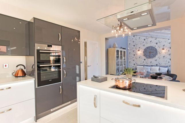 """Thumbnail Detached house for sale in """"The Astley"""" at Walford Close, Wimborne"""