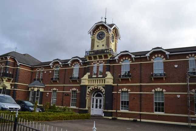 Thumbnail Flat to rent in Nightingale Court, Nightingale Court, Burntwood, Staffordshire