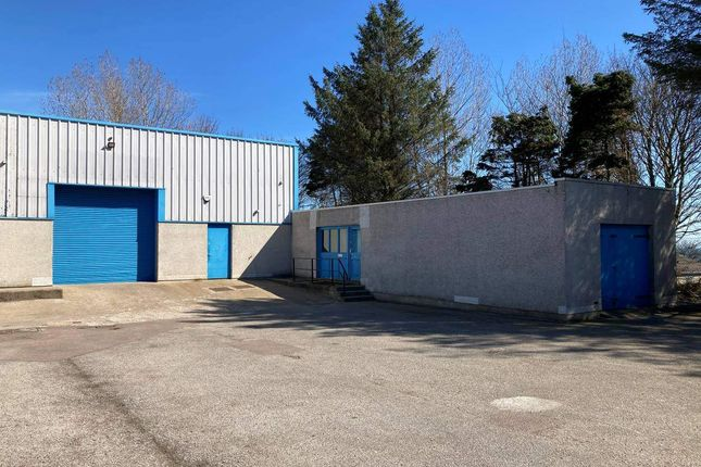 Thumbnail Light industrial to let in Unit 4, 32 Scotstown Road, Bridge Of Don, Aberdeen