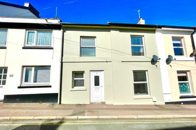 Thumbnail Terraced house to rent in Petitor Road, Torquay