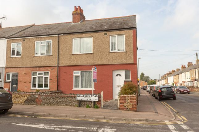3 bed end terrace house for sale in Wellesley Road, Westgate-On-Sea CT8